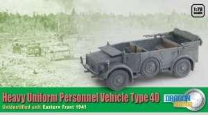 Dragon Armor 60430 Heavy Uniform Personnel Vehicle Type 40