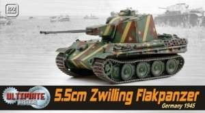 Dragon Armor 60593 5,5cm Zwilling Flakpanzer Germany 1945