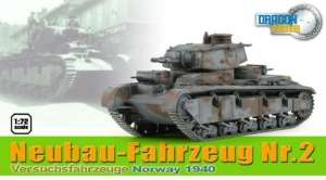 Dragon Armor 60598 Neubau-Fahrzeug Nr.2 Norway 1940