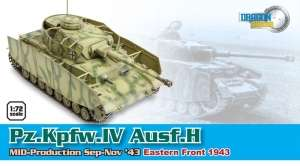 Dragon Armor 60654 Pz.Kpfw.IV Ausf. H Eastern Front 1943