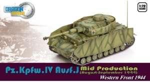 Dragon Armor 60657 Pz.Kpfw.IV Ausf. J Western Front 1944