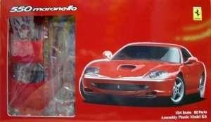 Ferrari 550 Maranello - Fujimi RS-6