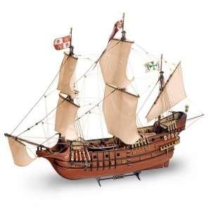 Galeon San Francisco II - Artesania 22452-N- drewniany statek skala 1-90