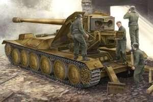 German 128mm PaK 44 Waffenträger Krupp 1 Trumpeter 05523