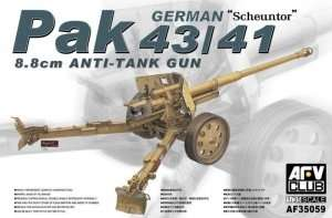 German Scheuntor Pak 43/41 - AFV Club AF35059