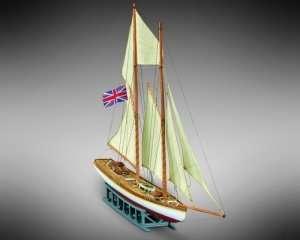 Goletta Elisabeth - Mamoli MM69 - drewniany model w skali 1-122