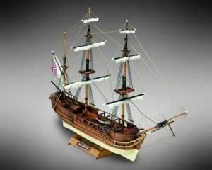 HMS Beagle - Mamoli MM03 - drewniany model w skali 1-121