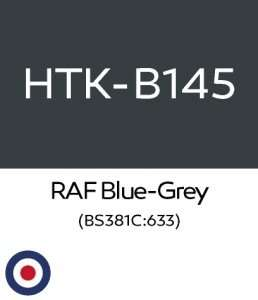 Hataka B145 RAF Blue-Grey - farba akrylowa 10ml