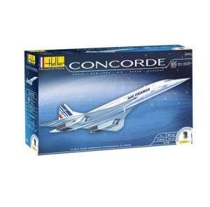 Heller 52903 Zestaw modelarski - Concorde