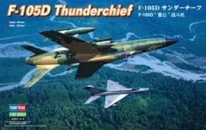 Hobby Boss 80332 F-105D Thunderchief