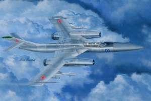 Hobby Boss 81767 Samolot Jak-28P Firebar