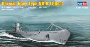 Hobby Boss 83504 German Navy Type VII-B U-Boat