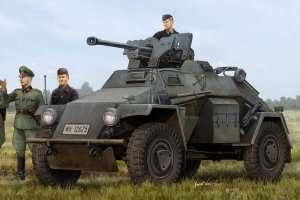 Hobby Boss 83814 German Leichter Panzerspahwagen - Late