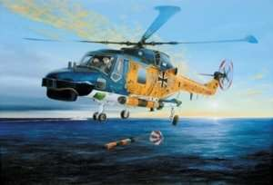 Hobby Boss 87239 German Navy Westland Lynx Mk.88