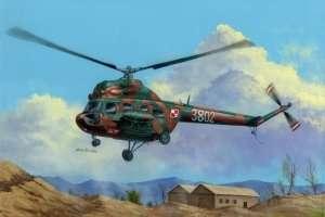 Hobby Boss 87241 Helikopter Mi-2T Hoplite - polska kalkomania