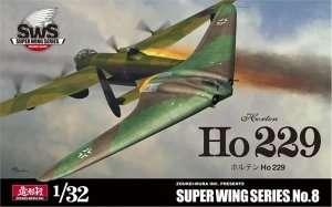 Horten Ho229 - Zoukei-Mura SWS 08