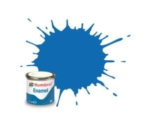 Humbrol 052 Baltic Blue Metallic - emalia 14ml