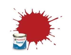 Humbrol 153 Insignia Red Matt - emalia 14ml