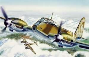 Italeri 0074 Messerschmitt Me 410 Hornisse