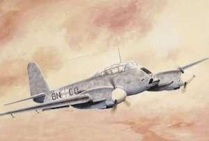 Italeri 0077 Messerschmitt Me-210 A1