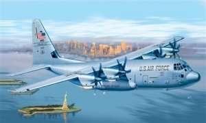 Italeri 1255 C-130J Hercules