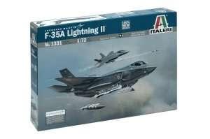 Italeri 1331 F-35A Lightning II
