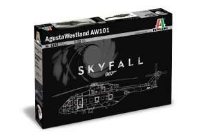 Italeri 1332 Augusta-Westland AW 101 Skyfall