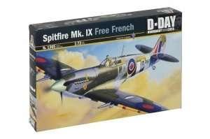 Italeri 1365 Spitfire Mk. IX Free French