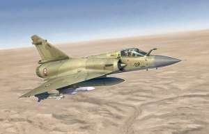 Italeri 1381 Mirage 2000C - Gulf War 25th Anniversary