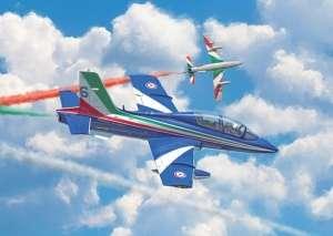 Italeri 1418 Samolot - MB-339A P.A.N. 2018 Livery