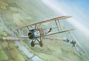 Italeri 2507 model samolotu Sopwith Camel