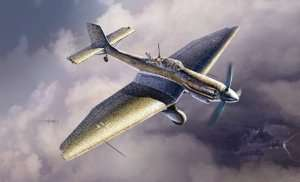 Italeri 2709 Junkers Ju 87 D-5 Stuka