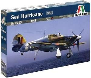 Italeri 2713 Sea Hurricane
