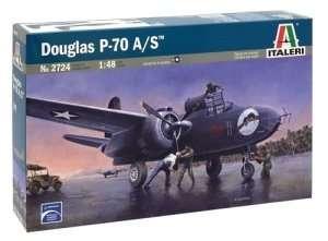 Italeri 2724 model samolotu Douglas P-70 A/S