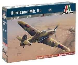 Italeri 2726 Hurricane Mk. IIc