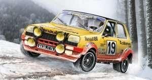 Italeri 3652 Renault R5 Alpine Rally