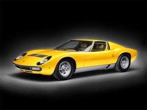 Italeri 3686 Samochód Lamborghini Miura skala 1-24