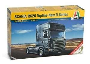 Italeri 3858 Scania R620 Topline New R Series