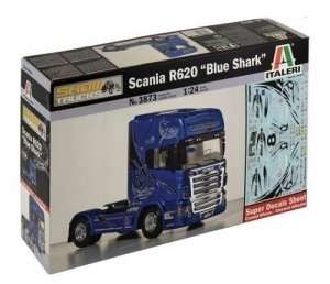 Italeri 3873 Scania R620 Blue Shark 1-24