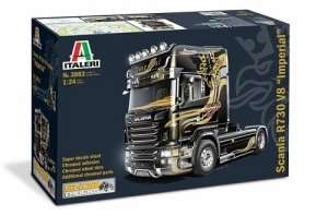 Italeri 3883 Ciężarówka Scania R730 V8 Imperial