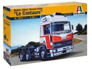 Italeri 3913 Berliet 356ch/Renault R360 Le Centaure