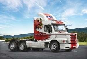 Italeri 3937 Scania T143H 6x2 Classic Truck