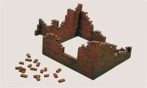 Italeri 405 Brick walls