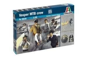 Italeri 5616 Vosper MTB Crew