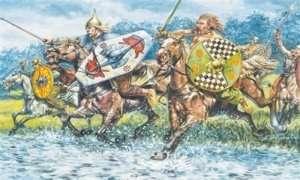 Italeri 6029 Figurki - Celtic Cavalry