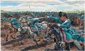 Italeri 6081 Prussian Cavalry