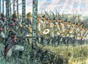 Italeri 6093 Austrian Infantry 1798-1805