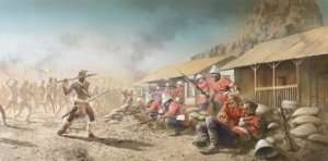 Italeri 6114 Battle of Rorkes Drift - diorama set