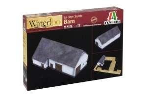 Italeri 6175 Waterloo - Budynek stodoły z MDF