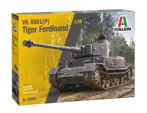 Italeri 6565 Czołg VK 4501(P) Tiger Ferdinand